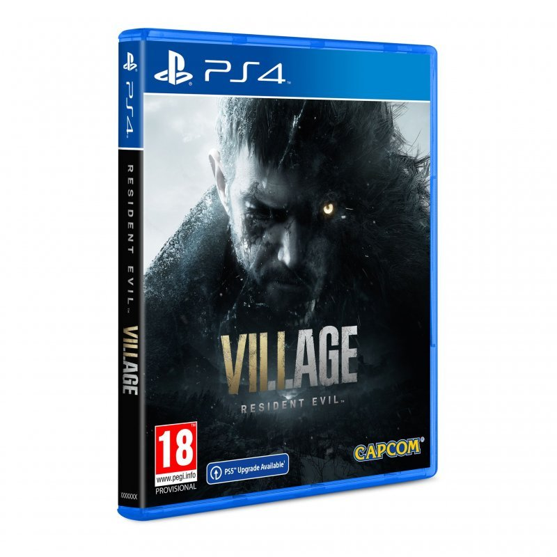 PS4 Juego Resident Evil Village