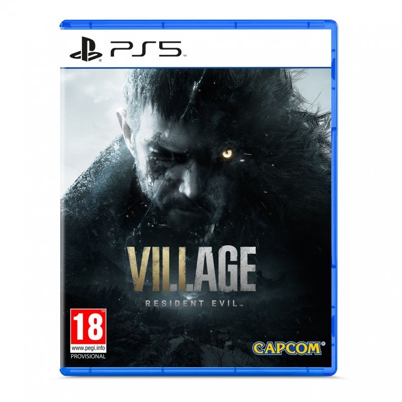 PS5 Juego Resident Evil Village
