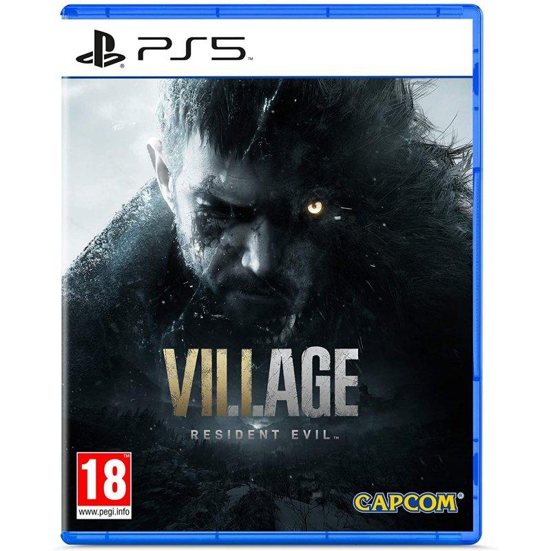 PS5 Resident Evil ViIIage Edición Lenticular