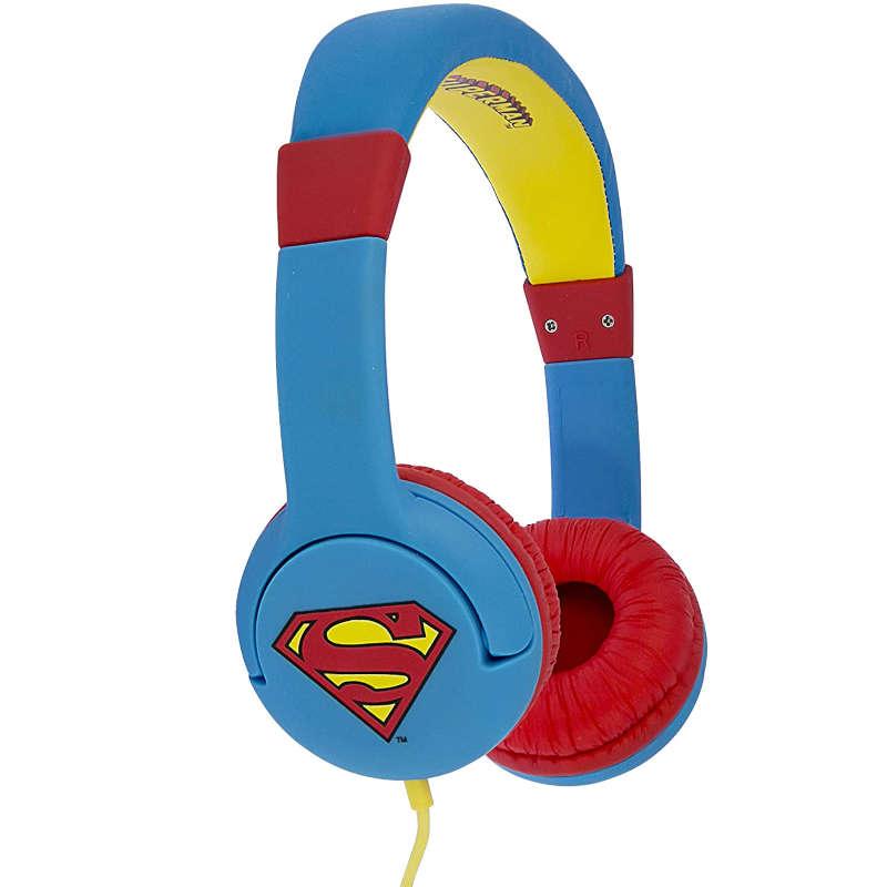 Auriculares Infantiles OTL Technologies Superman Man of Steel