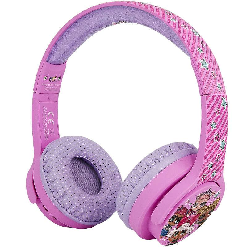 Auriculares Inalámbricos Junior con Micrófono OTL Technologies Gliterati