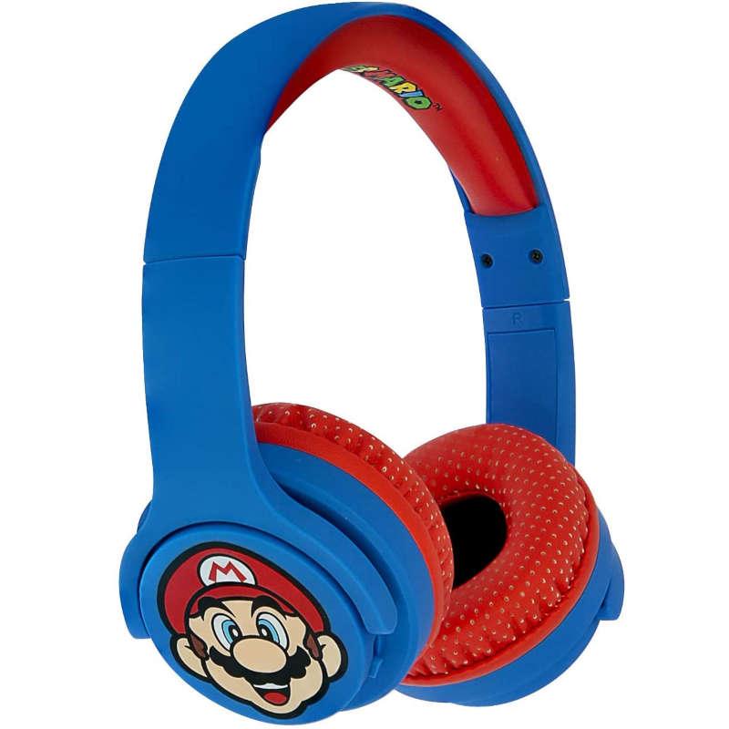 Auriculares Inalámbricos con Micrófono OTL Technologies Super Mario Junior