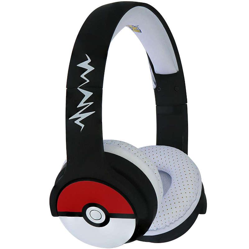 Auriculares Inalámbricos con Micrófono OTL Technologies Pokemon Pokeball Kids