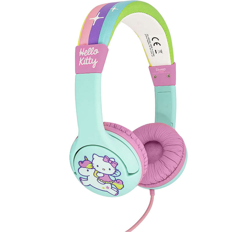 Auriculares Infantiles OTL Technologies Hello Kitty Unicorn