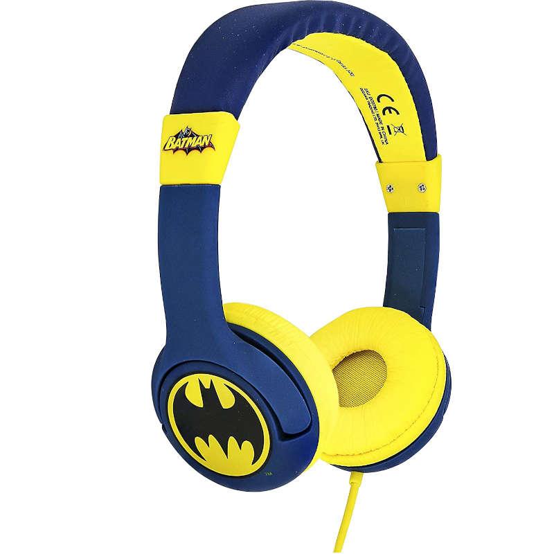 Auriculares Infantiles OTL Technologies Batman Bat Signal