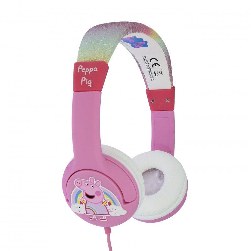 Auriculares Infantiles OTL Technologies Peppa Pig Rainbow