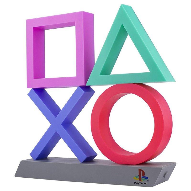 Lampara Paladone Icon Playstatión XL