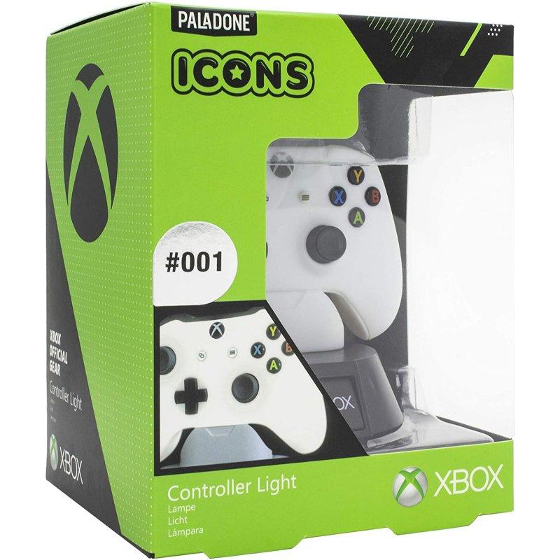 Lampara Paladone Icon Xbox Mando Blanco