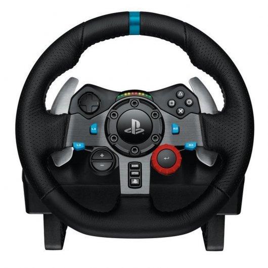 Volante de Carreras y pedales Logitech G29 Driving Force
