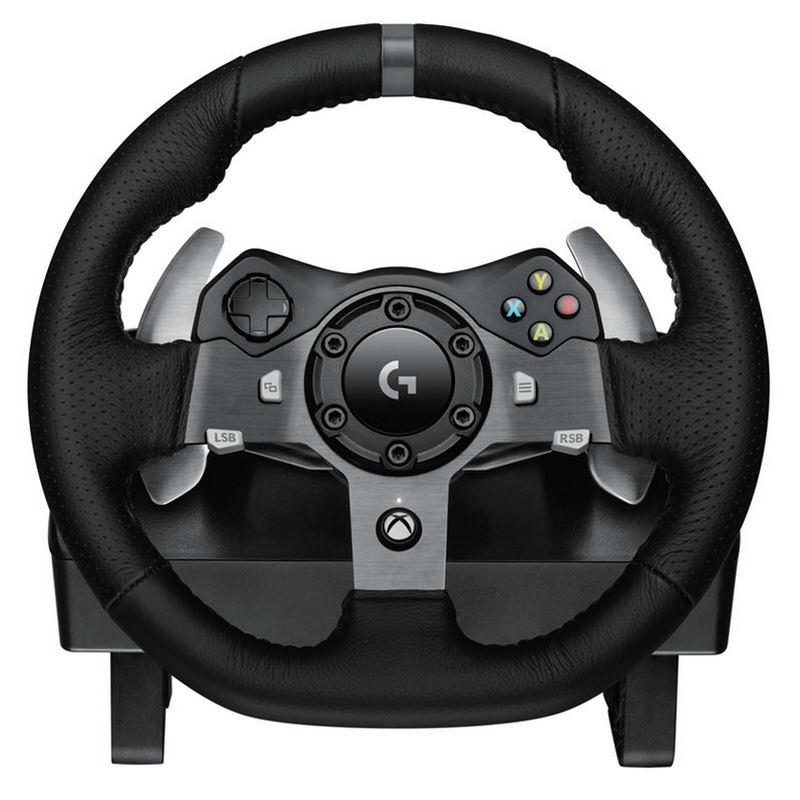 Volante Logitech G920 Driving Force