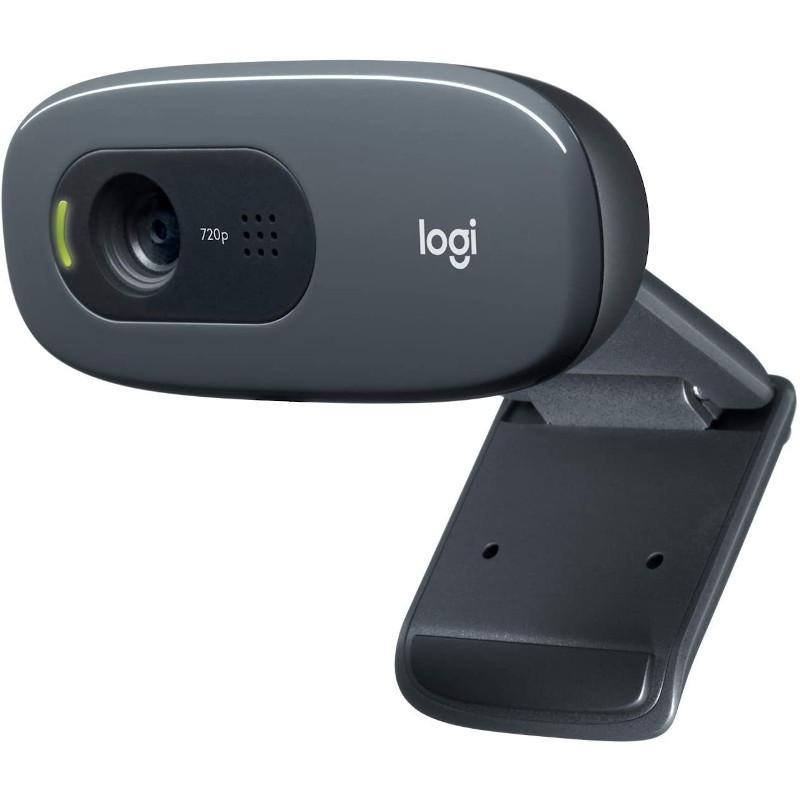 WebCam Logitech C270 3MP 720p/30fps