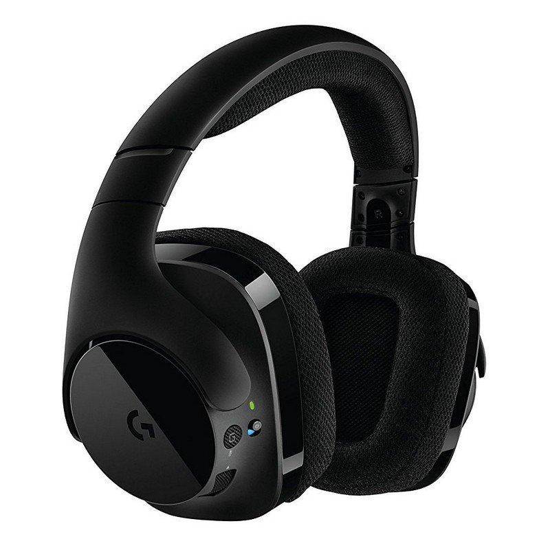 Auriculares Gaming Inalámbricos Logitech G533 DTS 7.1