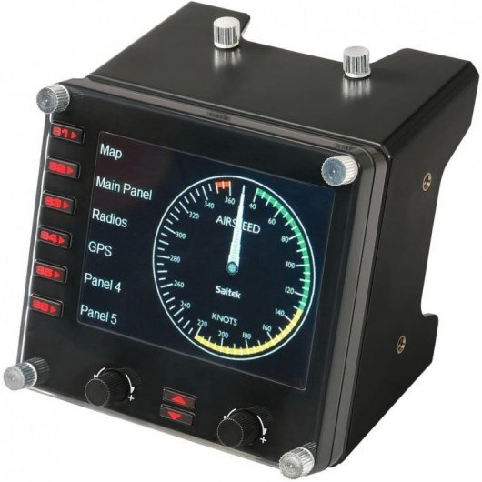 Panel Logi G Saitek PRO Flight InstrumentPanel 945-000008