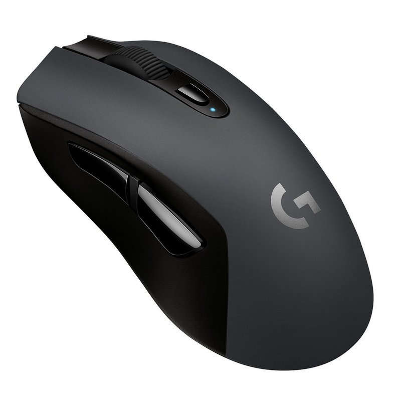 Ratón Inalámbrico Logitech G603 12000DPI Negro