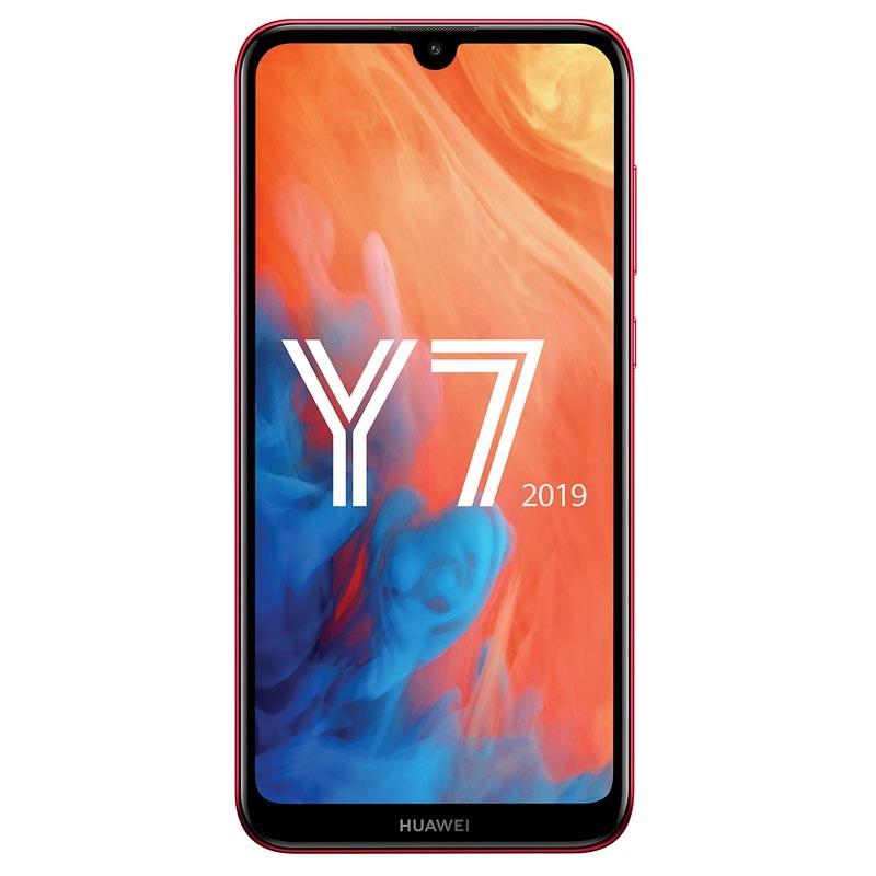 Huawei Y7 2019 3GB 32GB Rojo