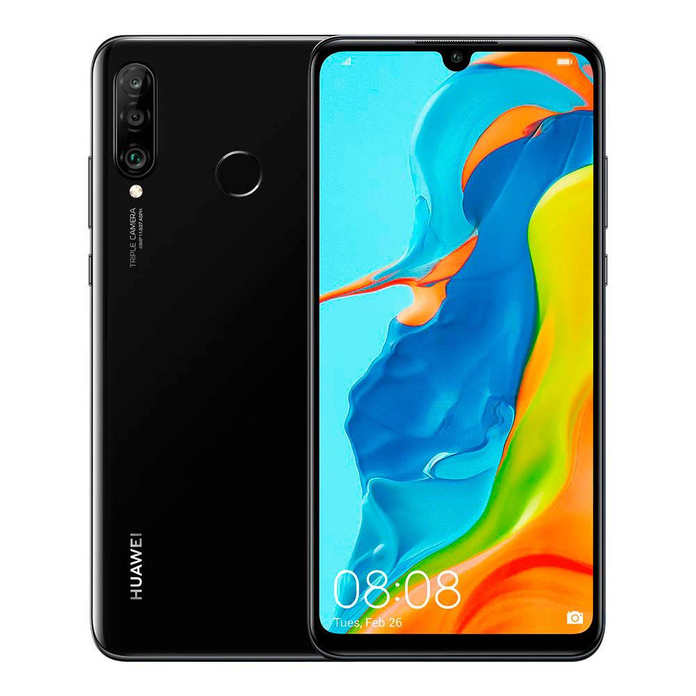 Huawei P30 Lite 6GB 256GB Negro