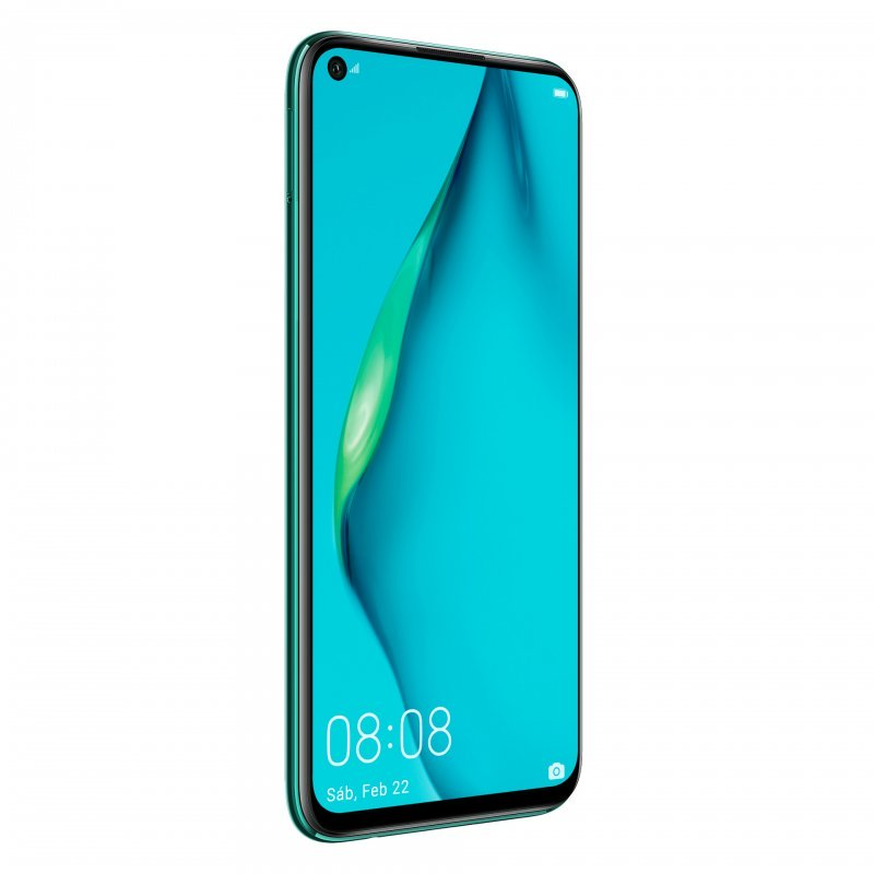 Huawei P40 Lite 6GB 128GB Verde - Reacondicionado