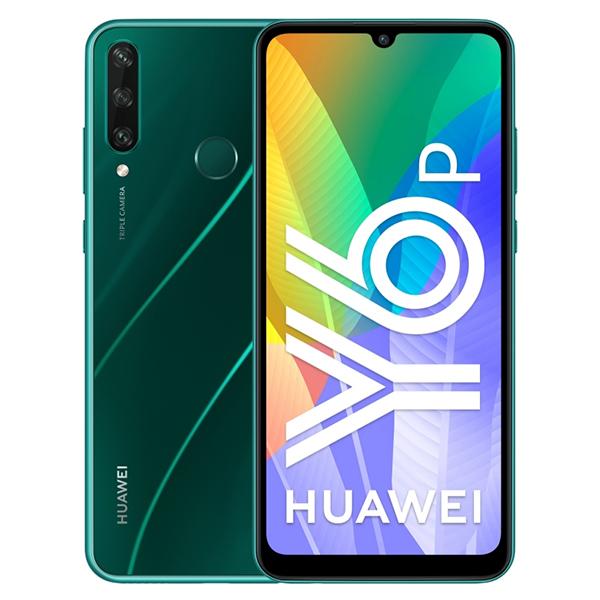 SmartPhone Huawei Y6P 3GB 64GB Verde