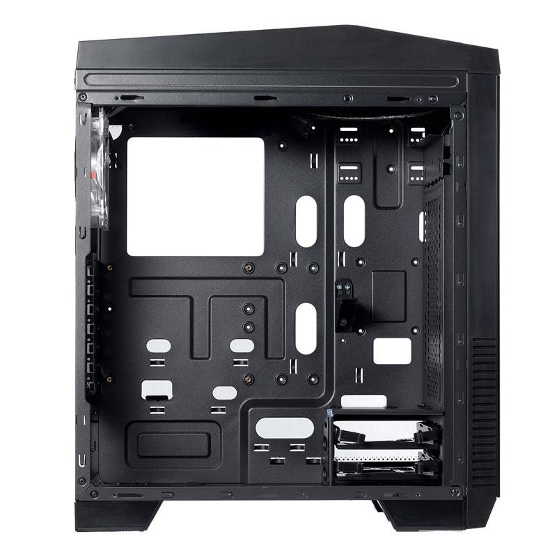 Caja PC ATX Unyka Exagon con Cristal Templado
