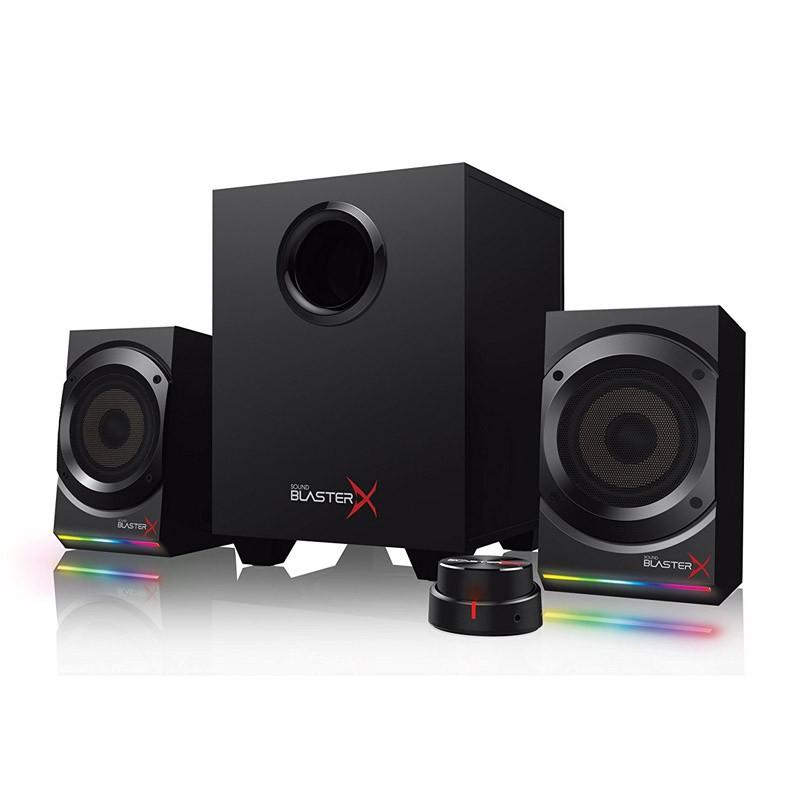 Altavoces 2.1 Creative Labs Sound BlasterX Kratos S5