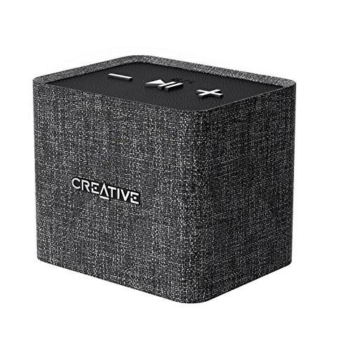 Altavoz Bluetooth Creative NUNO Micro Negro