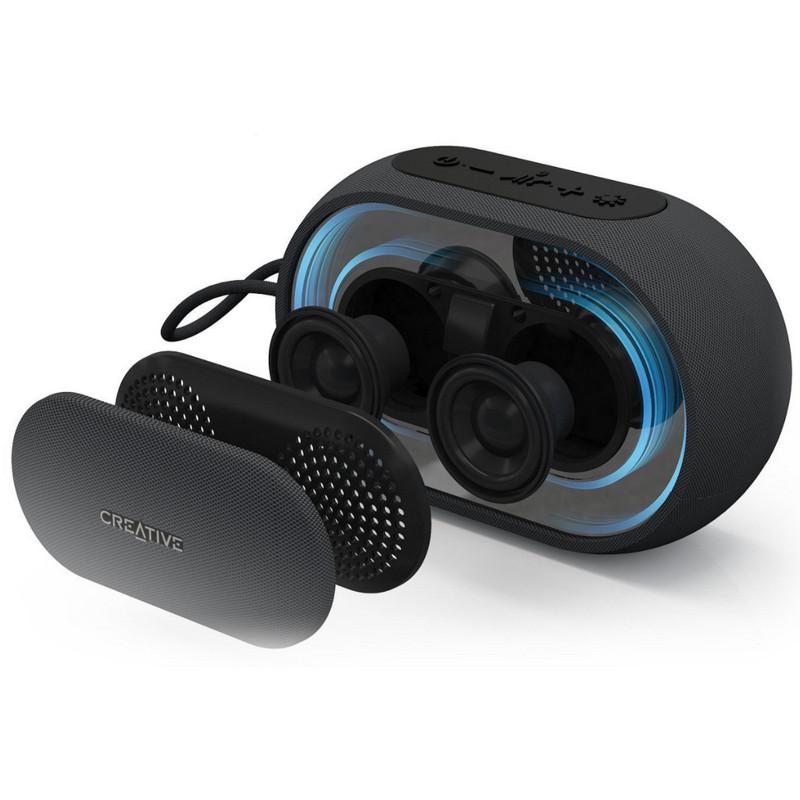 Altavoz Bluetooth Portátil Creative Halo