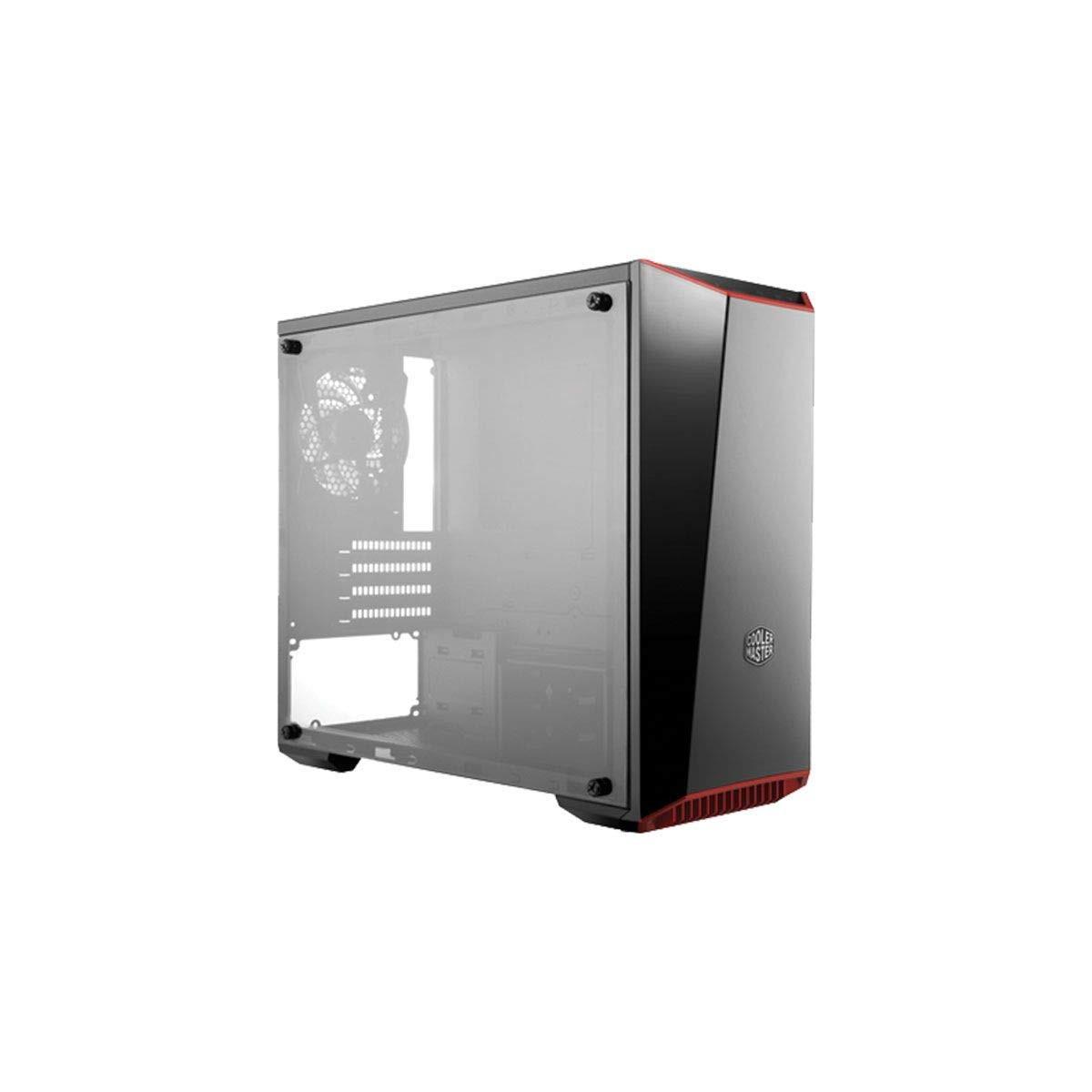 Caja PC mATX Cooler Master MasterBox Lite 3.1 Con Ventana