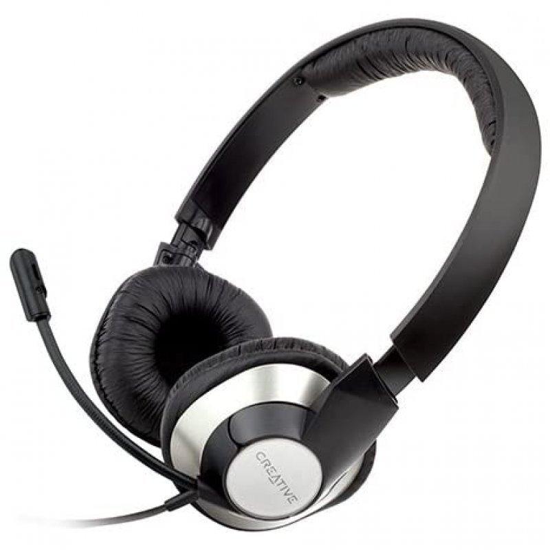 Auriculares con Micrófono Creative ChatMax HS-720