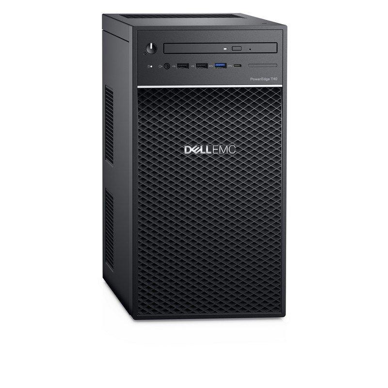 Servidor PC Dell PowerEdge T40 Intel Xeon E-2224G/8GB/1TB