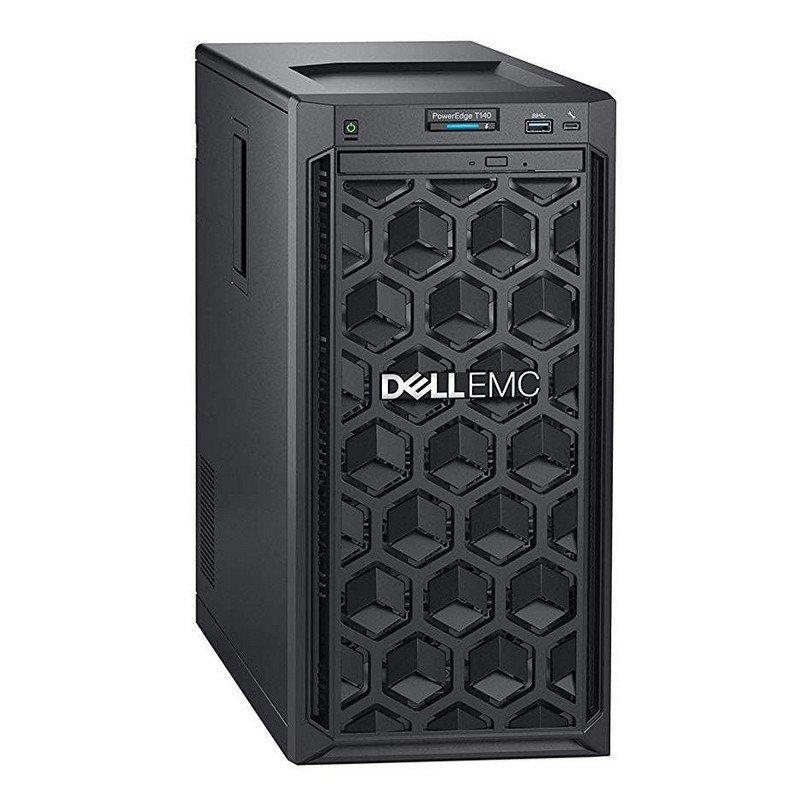 Servidor PC Dell PowerEdge T140 Intel Xeon E-2224G/8GB/1TB