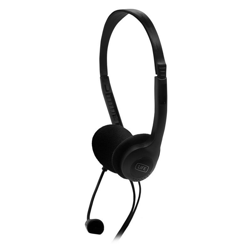 Auriculares 1Life Sound One con Microfono