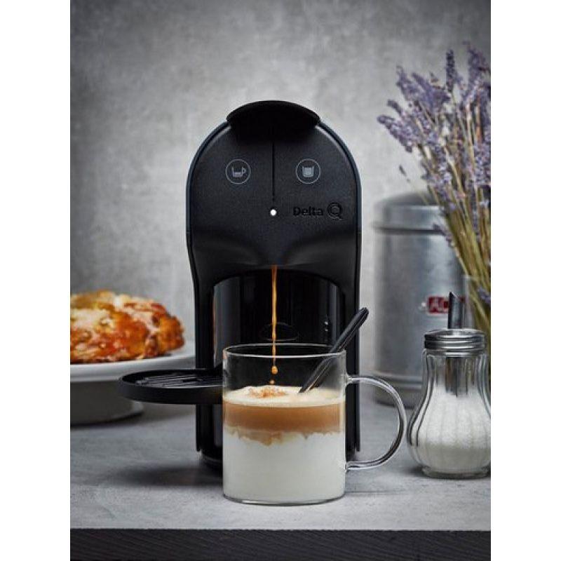 Cafetera Delta Q Quick Negra