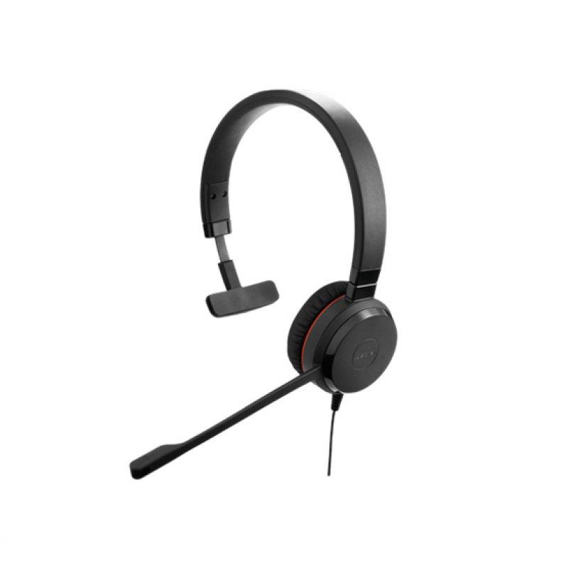 Auriculares con Micrófono Jabra Evolve 30 II Mono MS