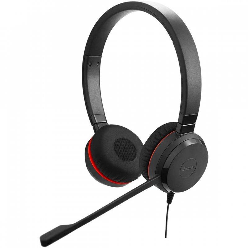 Auriculares con Micrófono Jabra Evolve 20SE MS Stereo