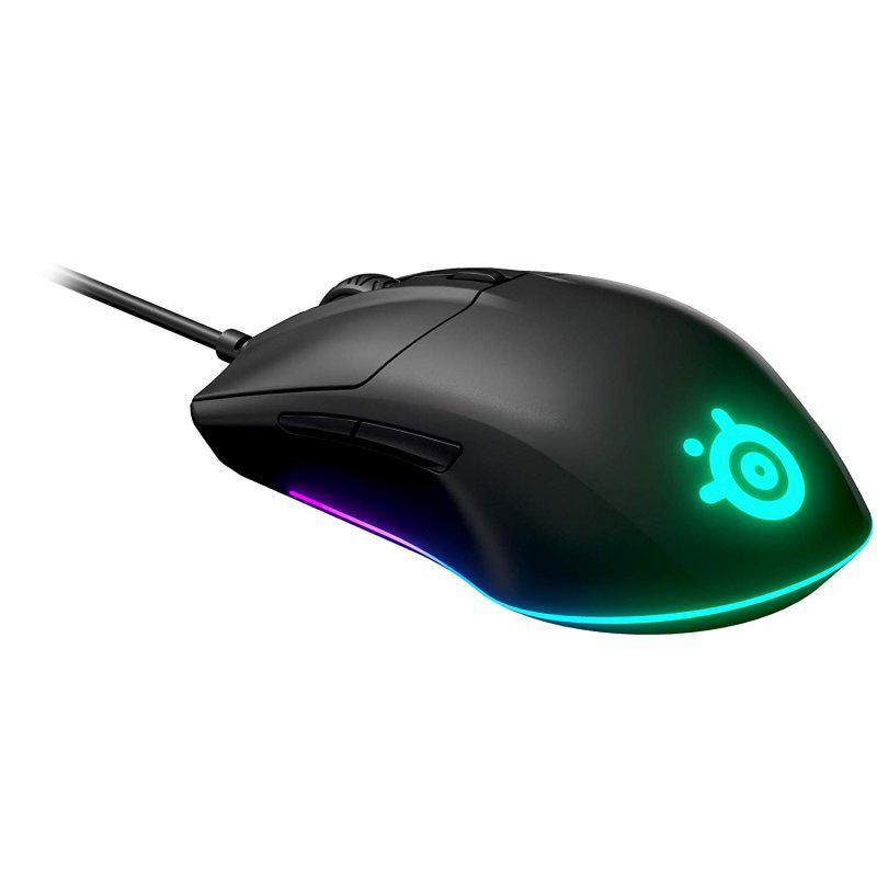 Ratón Gaming Steelseries Rival 3 8500 DPI