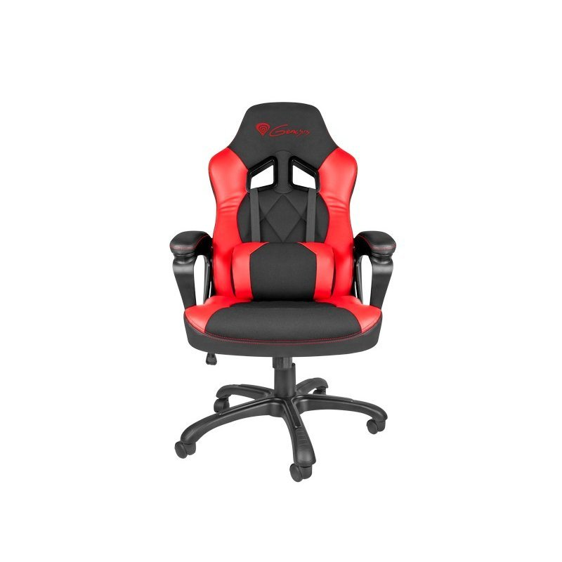 Silla Gamer Genesis Nitro 330 Rojo