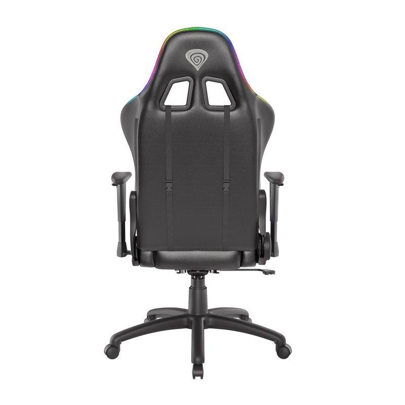 Silla Gamer Genesis Trit 500 RGB Negro