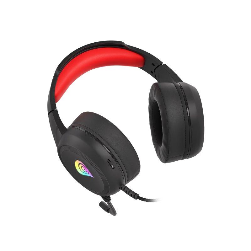 Auriculares Gaming Genesis Neon 200 RGB