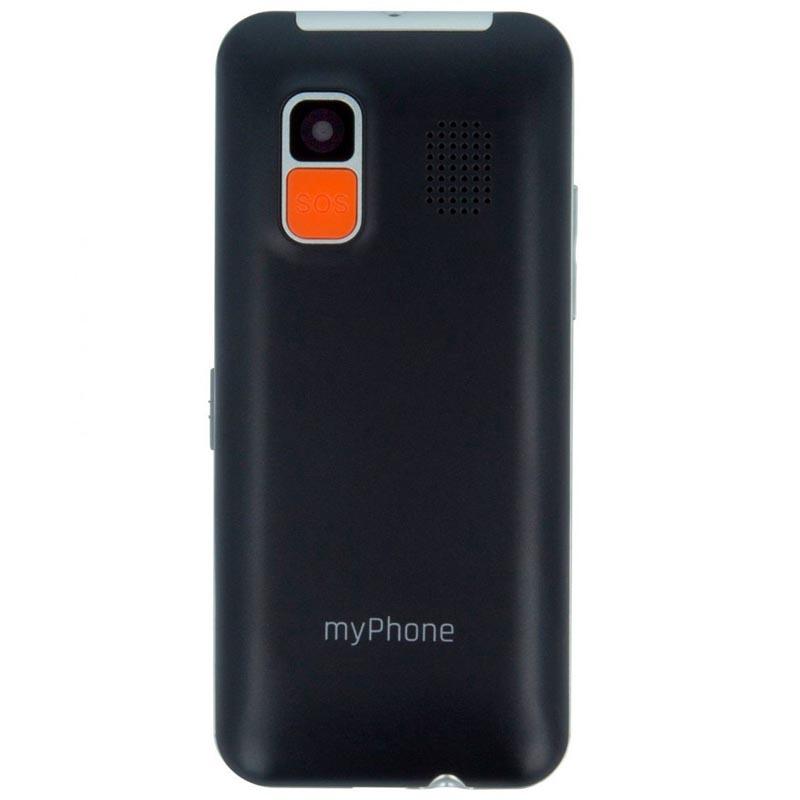 MyPhone Halo Easy Negro