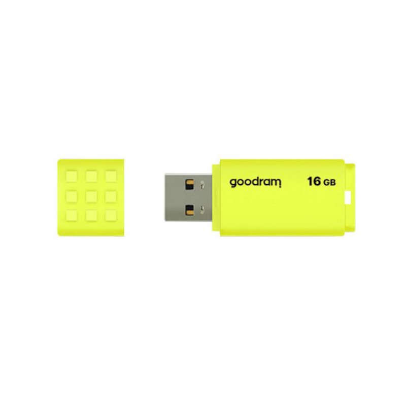 Pendrive 16GB Goodram UME2 Amarillo