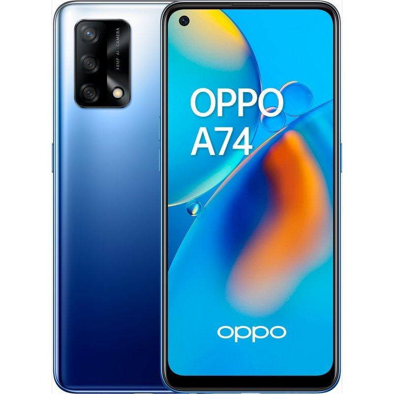 Oppo A74 6GB 128GB Azul