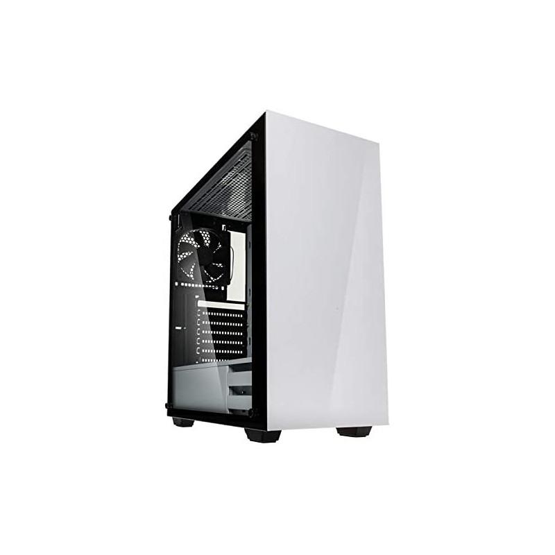 Caja PC Kolink Stronghold Midi-Tower e-ATX Blanco