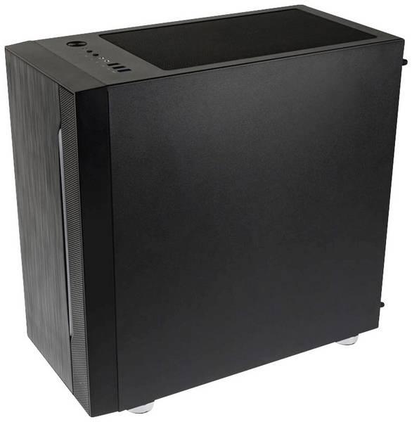 Caja PC Kolink Inspire K6 RGB mATX Negro