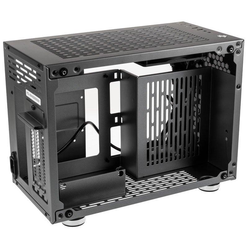 Caja PC Kolink Rocket Heavy mITX Cristal Templado USB-C 3.2 Gris