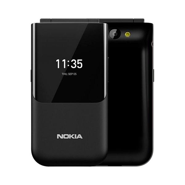 Teléfono Móvil Nokia 2720 Flip Negro