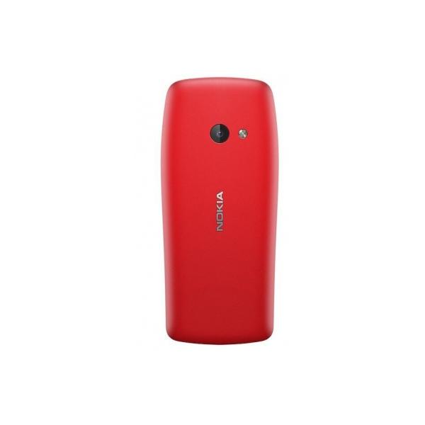 Teléfono Móvil Nokia 210 Rojo