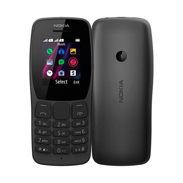 Teléfono Móvil Nokia 110 Negro