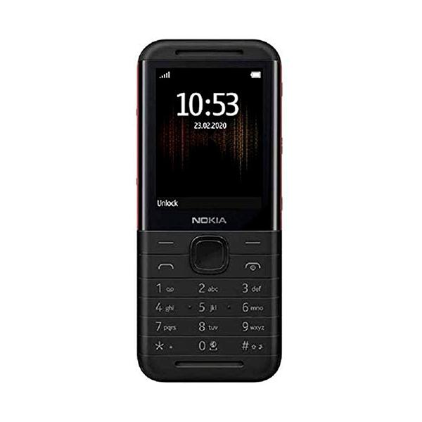 Teléfono Móvil Nokia 5310 Negro