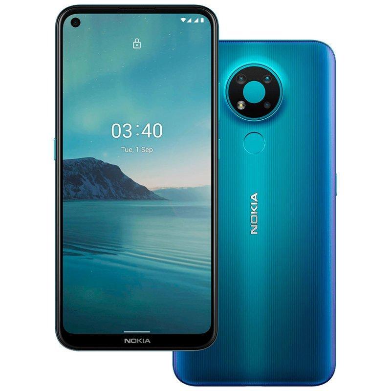 Nokia 3.4 4GB 64GB Azul Fiordo