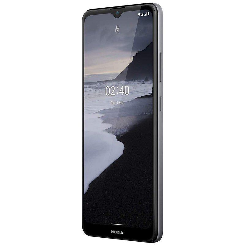 Nokia 2.4 3GB 64GB Gris Carbón